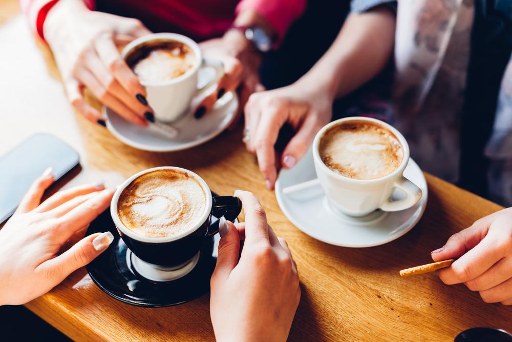Три чашки кофе в день очищают артерии