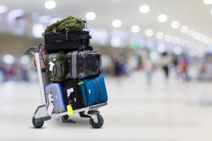 Вагон и маленькая тележка: сколько чемоданов утеряно в прошлом году