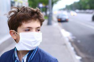 Загрязнение воздуха повышает риск пневмонии