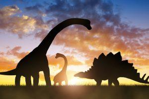 В Шотландии обнаружили следы динозавра