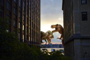 Ученые рассказали о техногенной цивилизации эпохи динозавров