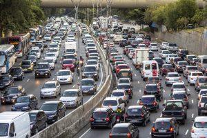 25 европейских городов с ужасным трафиком