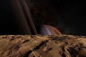 NASA собирается построить плавающего робота для Титана