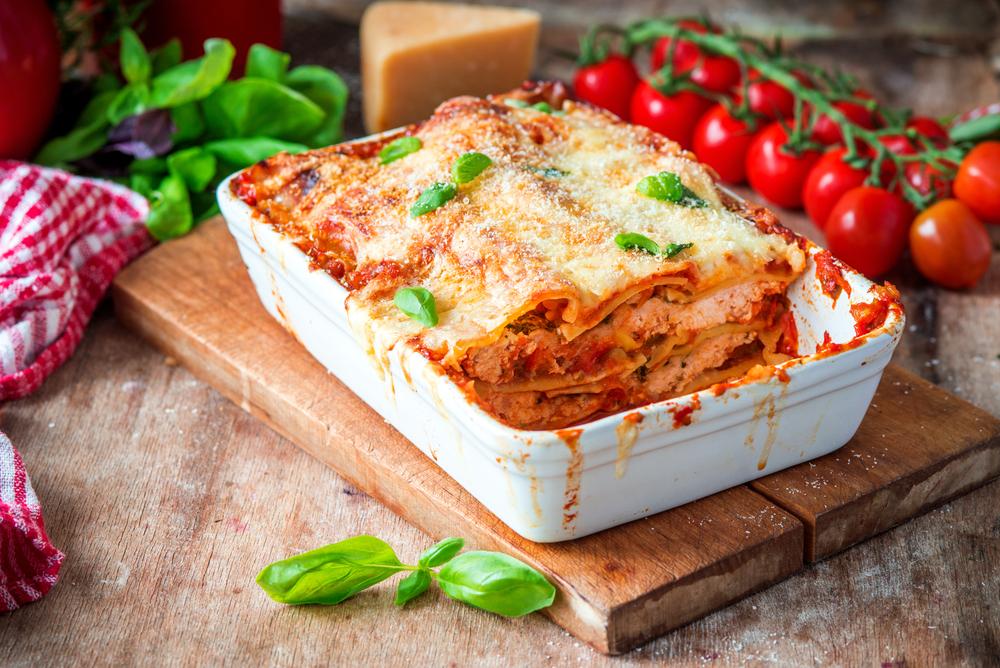 Кухни мира: рецепт итальянской лазаньи