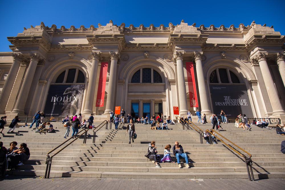 Метрополитен-музей открыл доступ к книгам по искусству