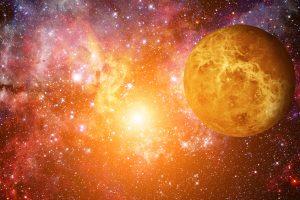 В атмосфере Венеры существует жизнь: ученые