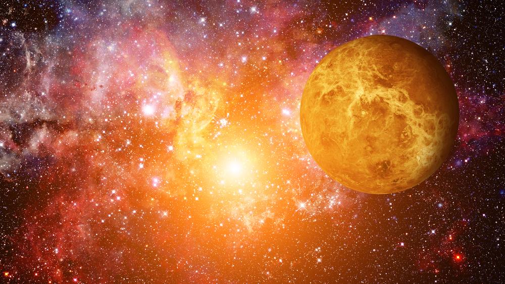 В атмосфере Венеры существует жизнь: ученые.Вокруг Света. Украина