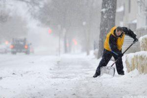 Из-за апрельских снегопадов в США погибли три человека