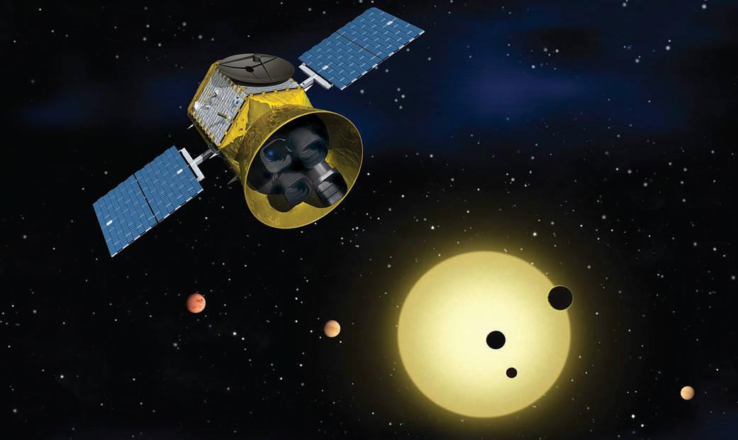 Новый телескоп TESS займется поиском внеземной жизни