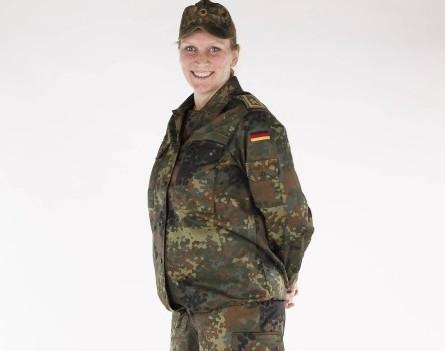 В немецкой армии появится форма для беременных