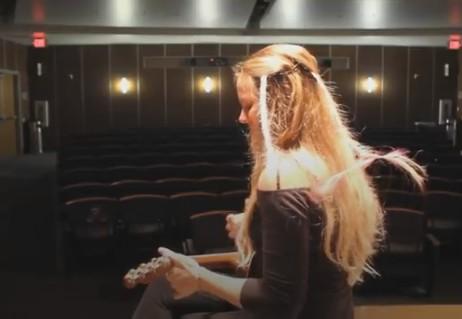 В Калифорнии создали интерактивные волосы