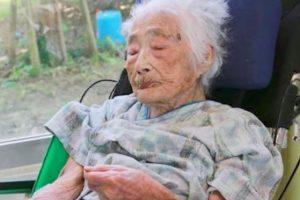 Умерла самая старая женщина планеты