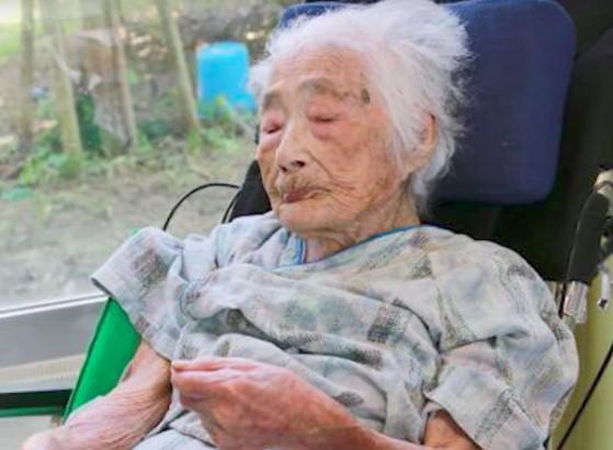 Умерла самая старая женщина планеты.Вокруг Света. Украина