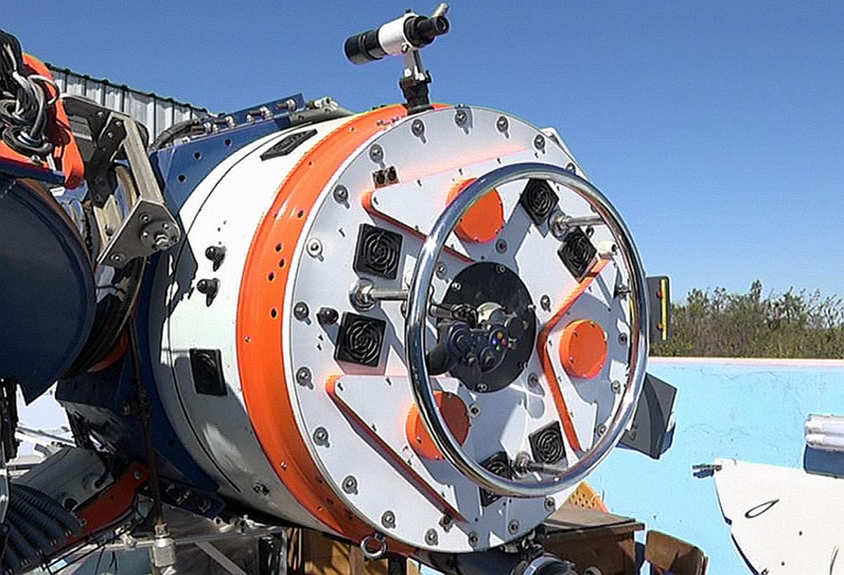Под Одессой установили самый большой телескоп в Украине Под Одессой установили самый большой телескоп в Украине 1 1