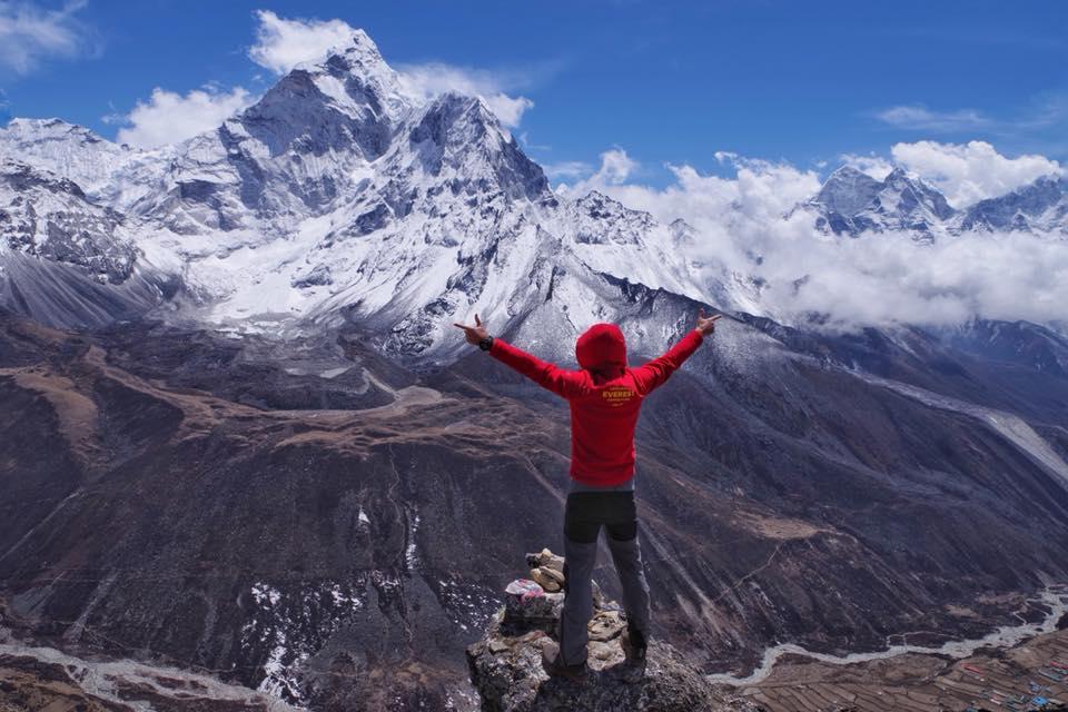 Дневник украинской экспедиции на Эверест и Лхоцзе: путь в базовый лагерь