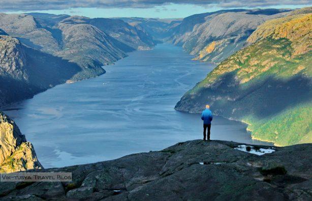 Фьорды, тролли и рыба: за чем туристы едут в Норвегию? Фьорды, тролли и рыба: за чем туристы едут в Норвегию? 13 4 614x395