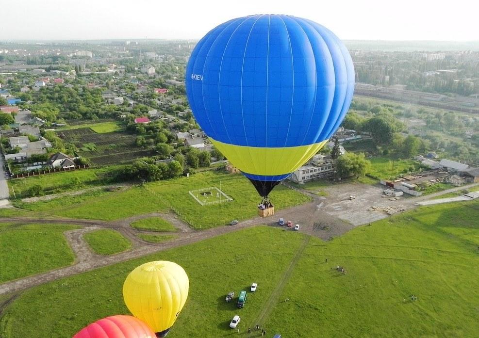 В Переяслав-Хмельницком пройдет Фестиваль воздушных шаров В Переяслав-Хмельницком пройдет Фестиваль воздушных шаров 1airballon