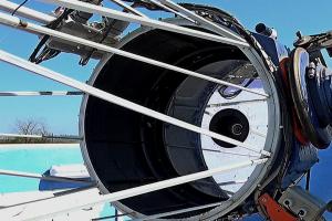 Под Одессой установили самый большой телескоп в Украине