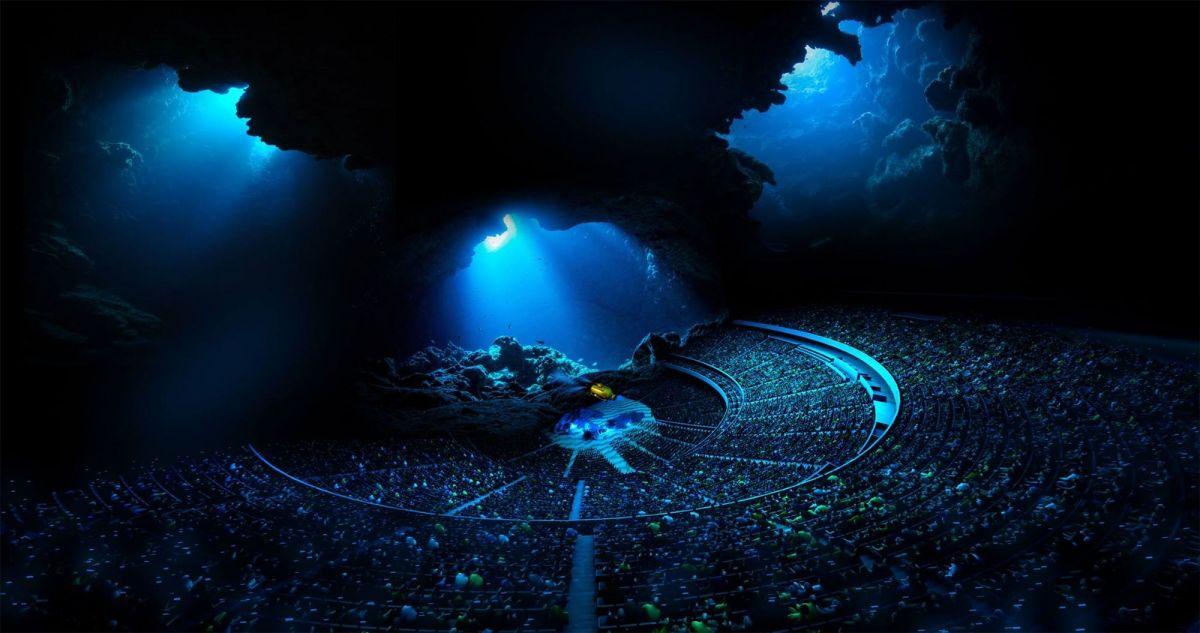 В Лас-Вегасе построят гигантскую сферу-кинотеатр В Лас-Вегасе построят гигантскую сферу-кинотеатр 2 9