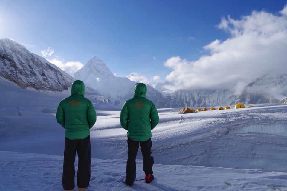 Украинская экспедиция на Эверест и Лхоцзе: ледопад Кхумбу и дальше вверх Украинская экспедиция на Эверест и Лхоцзе: ледопад Кхумбу и дальше вверх 20