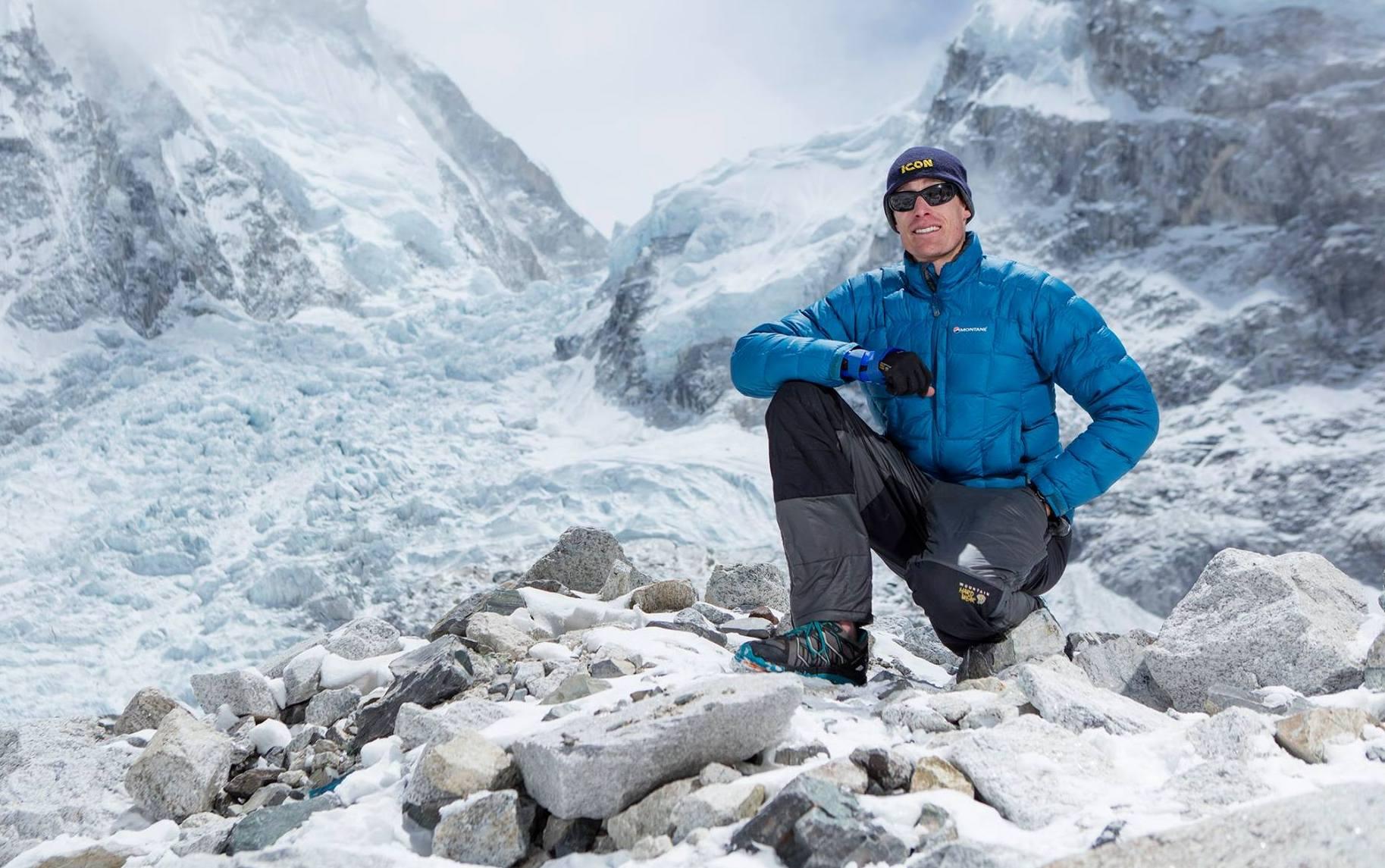 Австралийский альпинист совершил самое быстрое восхождение на 7 вершин