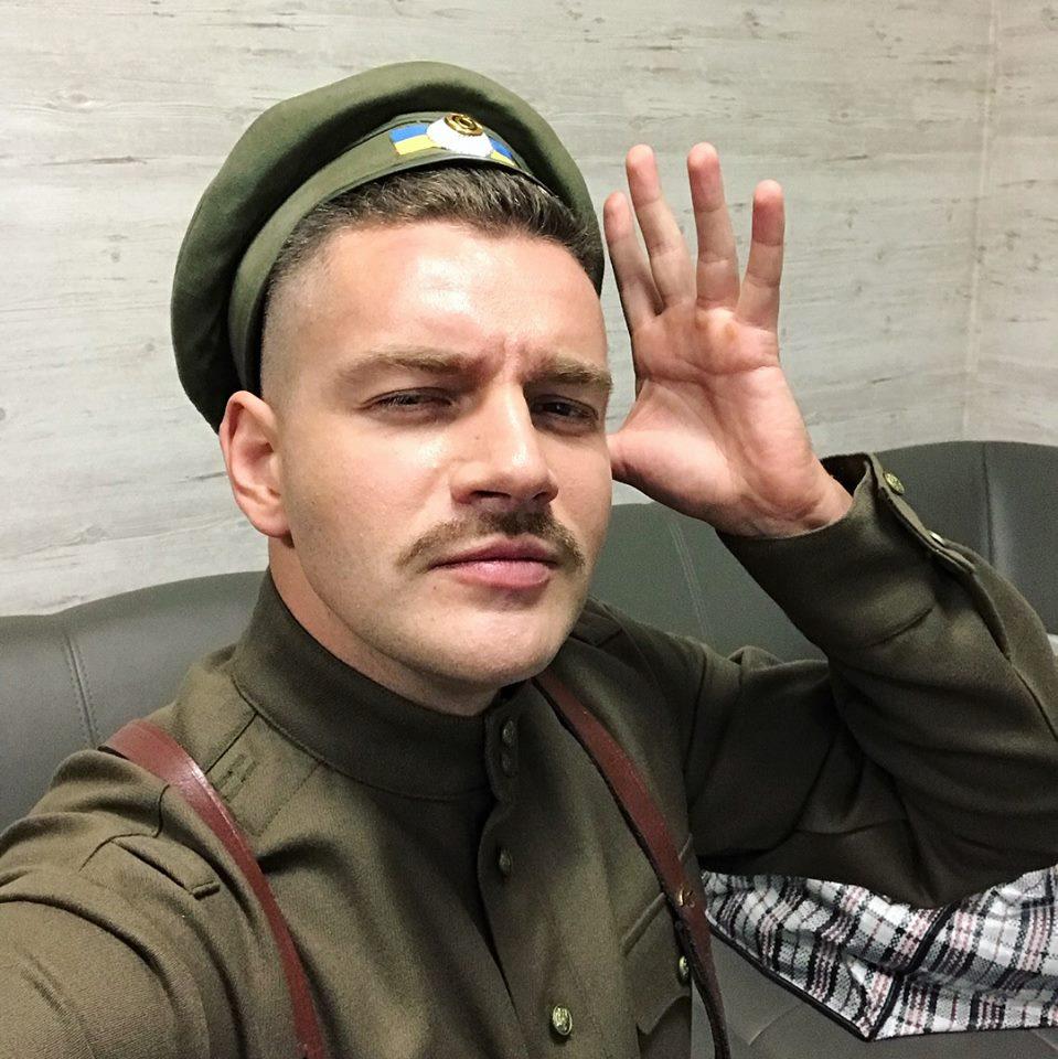 Украинец стал самым красивым мужчиной в мире Украинец стал самым красивым мужчиной в мире 23172666 1559911847378808 8063065906777721260 n