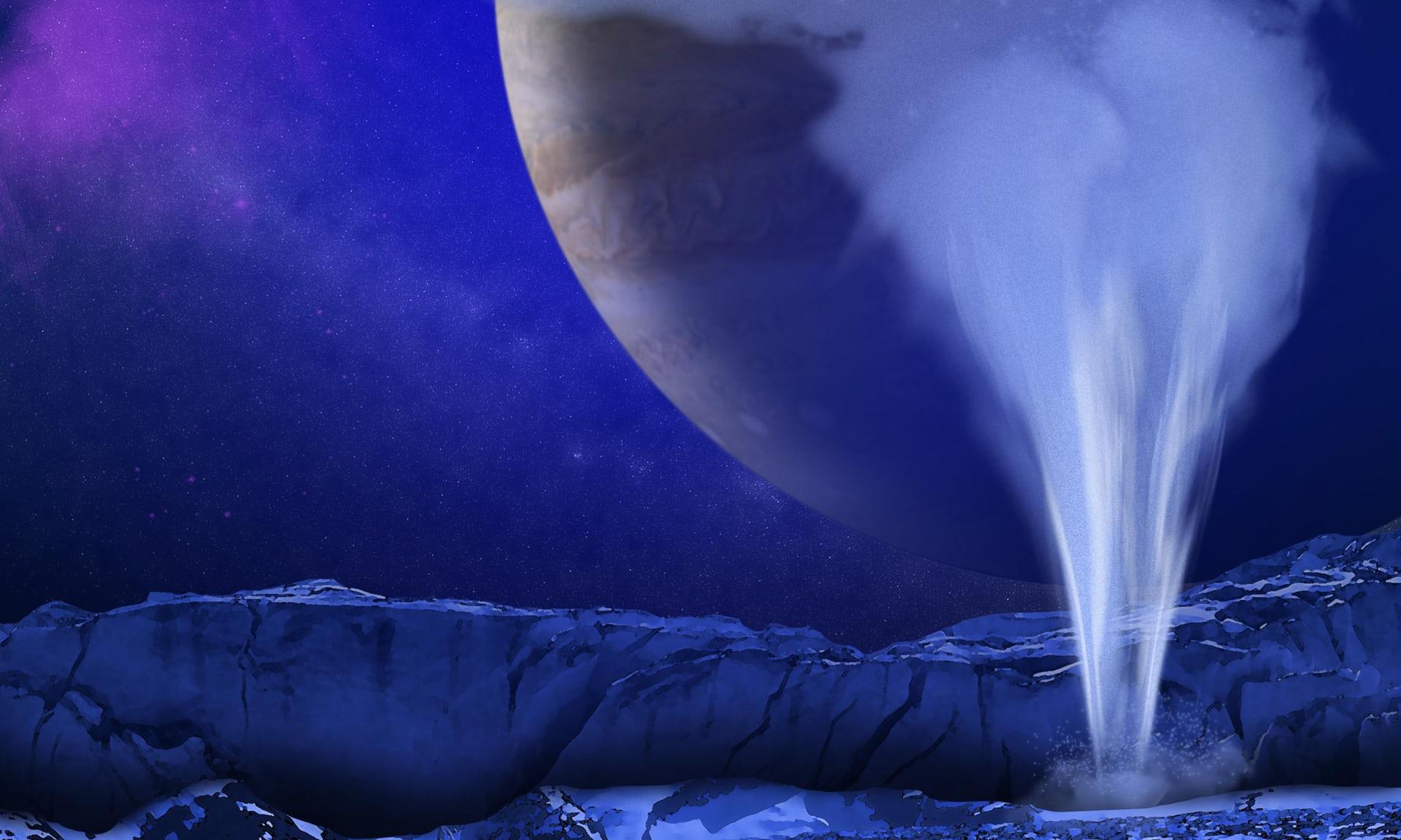 Европа – идеальное место для поисков внеземной жизни: ученые NASA