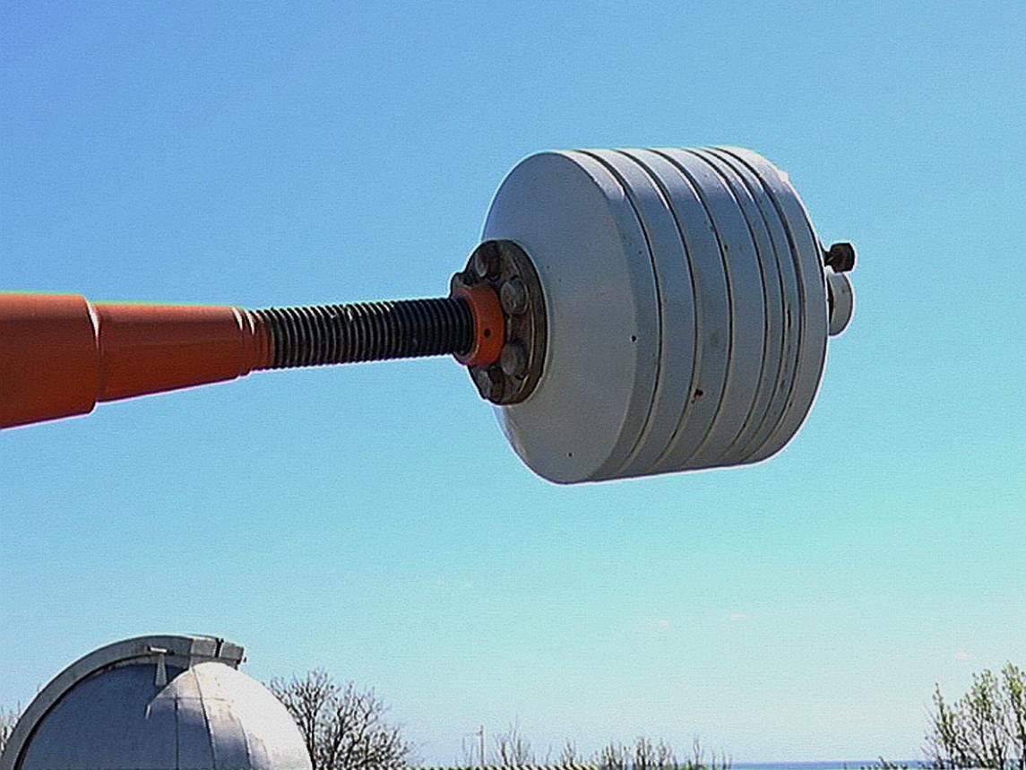 Под Одессой установили самый большой телескоп в Украине Под Одессой установили самый большой телескоп в Украине 3 1