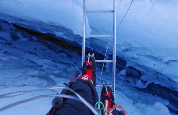 Украинская экспедиция на Эверест и Лхоцзе: ледопад Кхумбу и дальше вверх Украинская экспедиция на Эверест и Лхоцзе: ледопад Кхумбу и дальше вверх 36 614x395