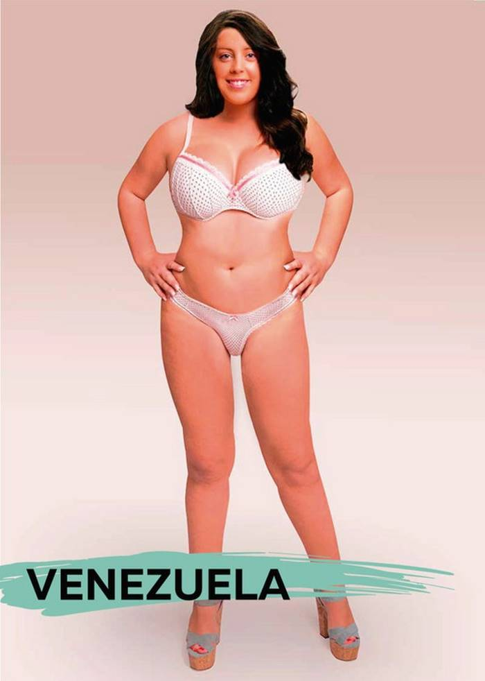 Медики сравнили стандарты красоты 18 стран мира Медики сравнили стандарты красоты 18 стран мира 4 2
