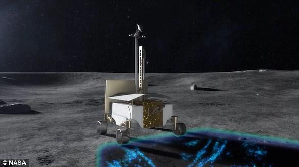 nasa собирается делать ракетное топливо на Луне NASA собирается делать ракетное топливо на Луне 4BB36E2A00000578 5667463 image a 46 1525087471263