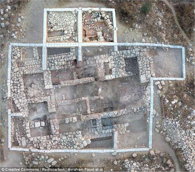 Иерусалимские археологи нашли город библейского царя Давида Иерусалимские археологи нашли город библейского царя Давида 4BBB657600000578 5677639 image a 25 1525176201746 1