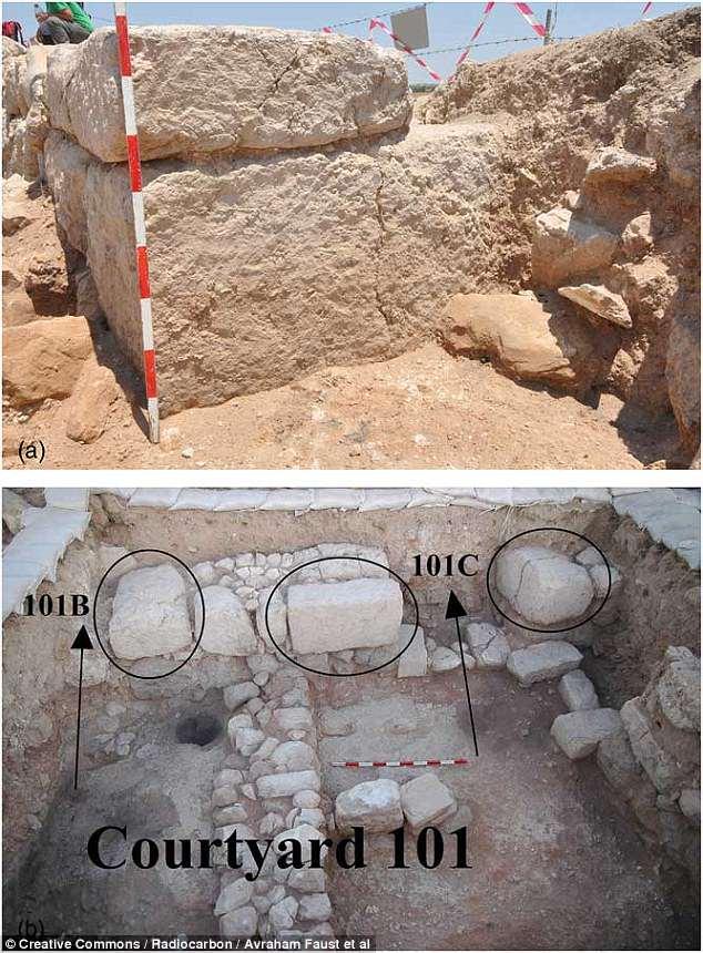 Иерусалимские археологи нашли город библейского царя Давида Иерусалимские археологи нашли город библейского царя Давида 4BBB658300000578 5677639 image a 26 1525176215588