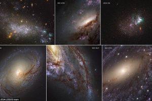 NASA опубликовало полный каталог галактических соседей
