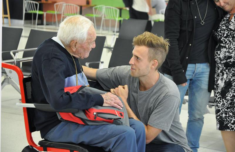 104-летний австралийский ученый едет в Швейцарию, чтобы сделать эвтаназию.Вокруг Света. Украина