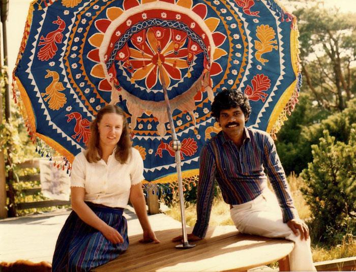 Мужчина приехал на велосипеде из Индии в Швецию ради встречи с любимой. Они вместе более 40 лет 5b06d03b67e33  700