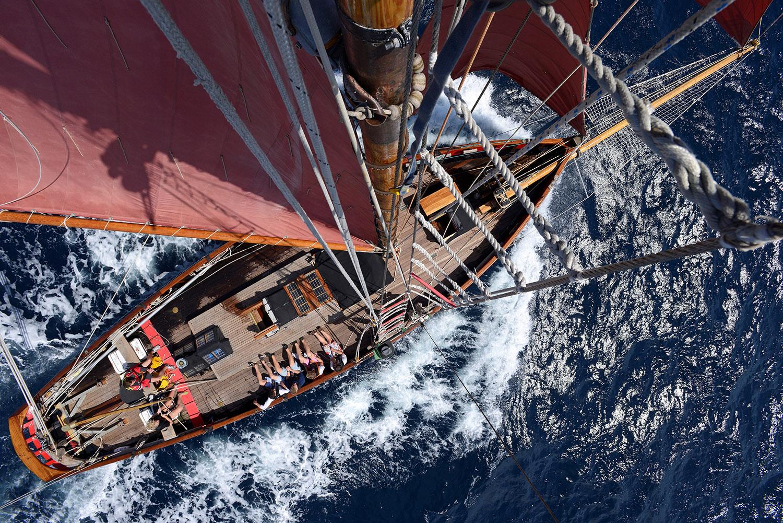В Бордо состоится знаменитый Фестиваль вин В Бордо состоится знаменитый Фестиваль вин A spin on the river Credit Sail Training International