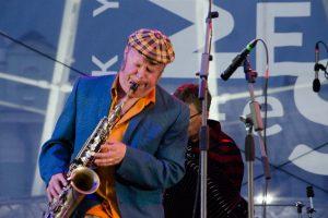 В Киеве прошел фестиваль клезмерской музыки