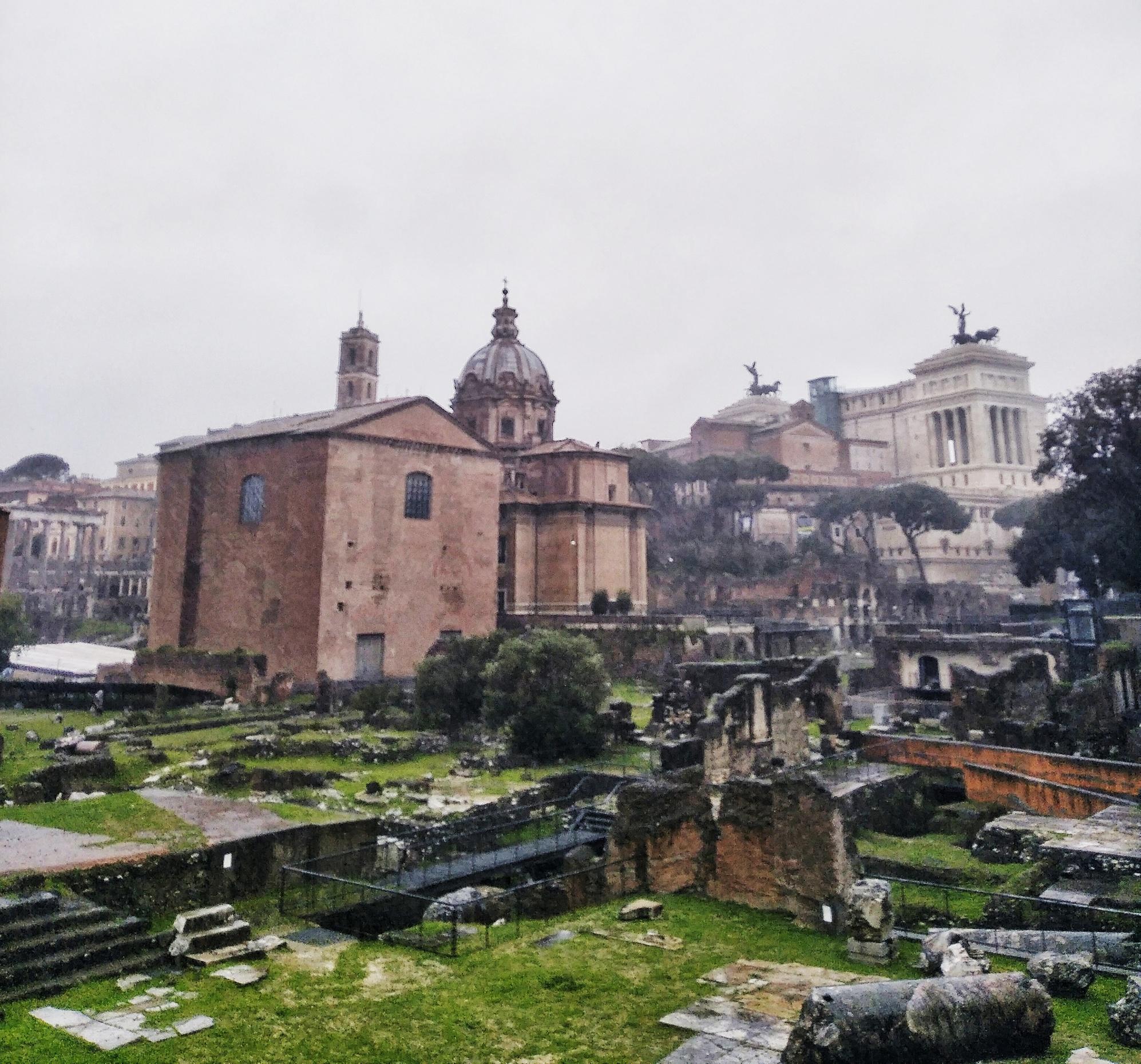 Рим: взгляд на Вечный город под другим углом Рим: взгляд на Вечный город под другим углом IMG 20180409 112502 01