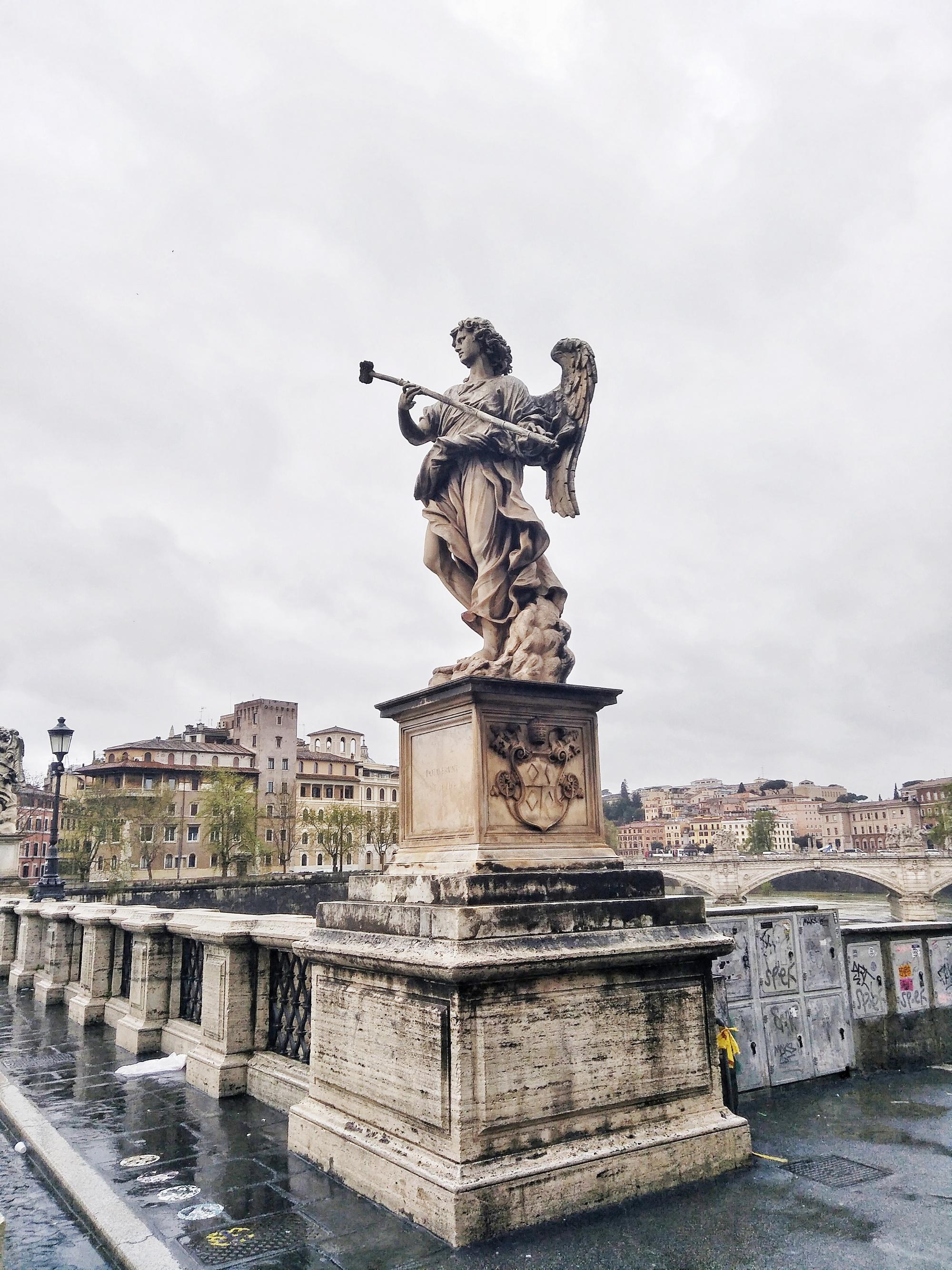 Рим: взгляд на Вечный город под другим углом Рим: взгляд на Вечный город под другим углом IMG 20180409 145548 01
