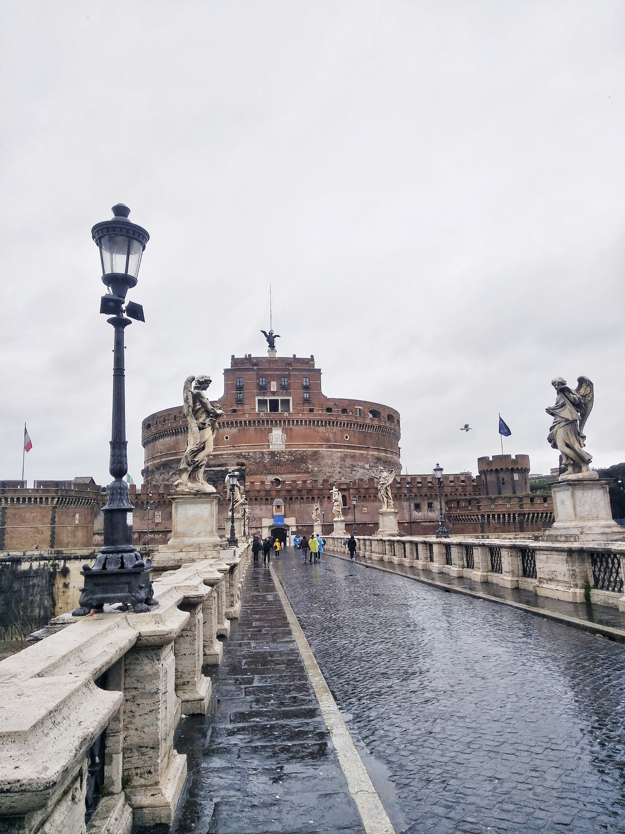 Рим: взгляд на Вечный город под другим углом Рим: взгляд на Вечный город под другим углом IMG 20180409 145803 01