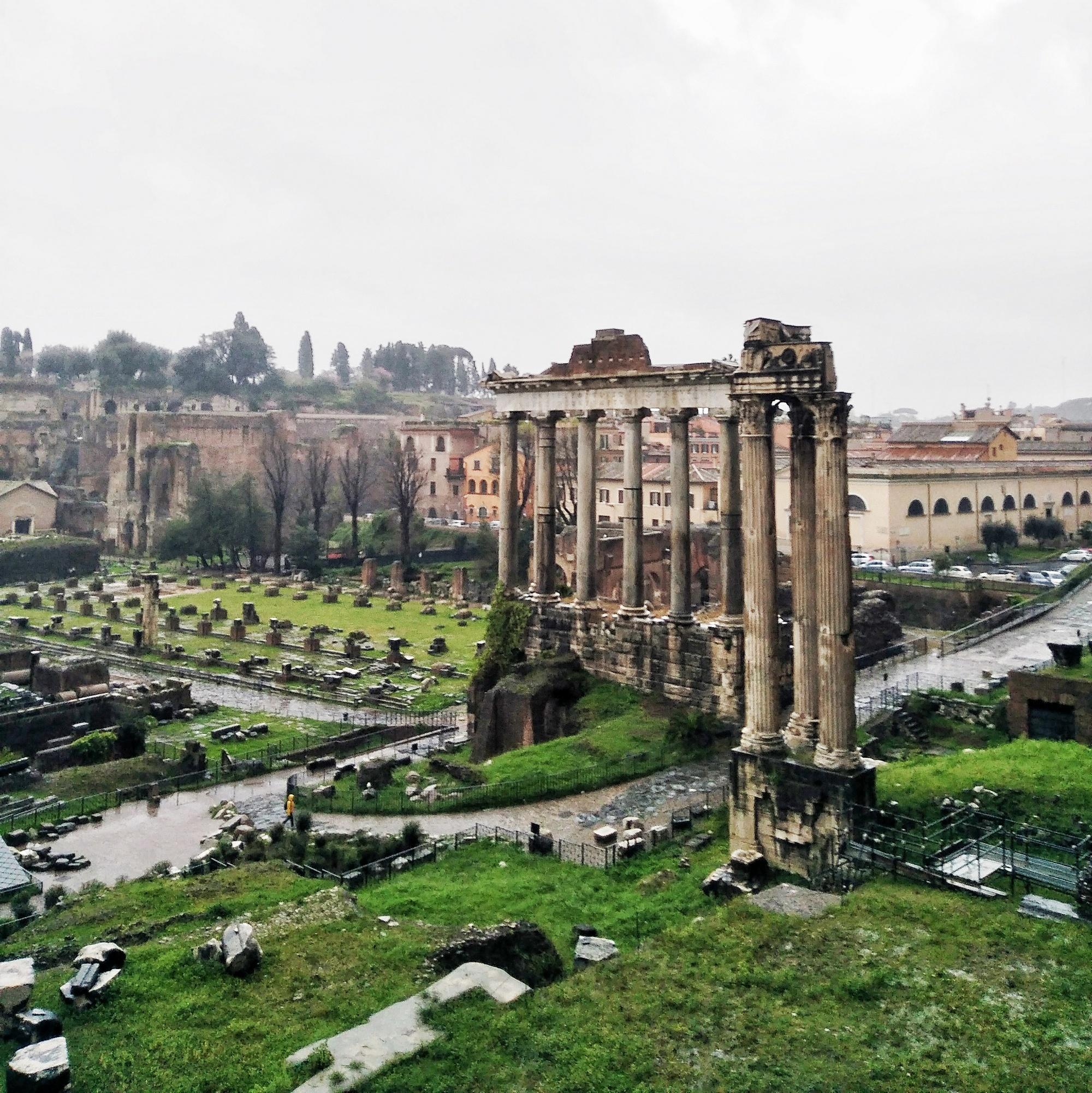 Рим: взгляд на Вечный город под другим углом Рим: взгляд на Вечный город под другим углом IMG 20180409 153203 011