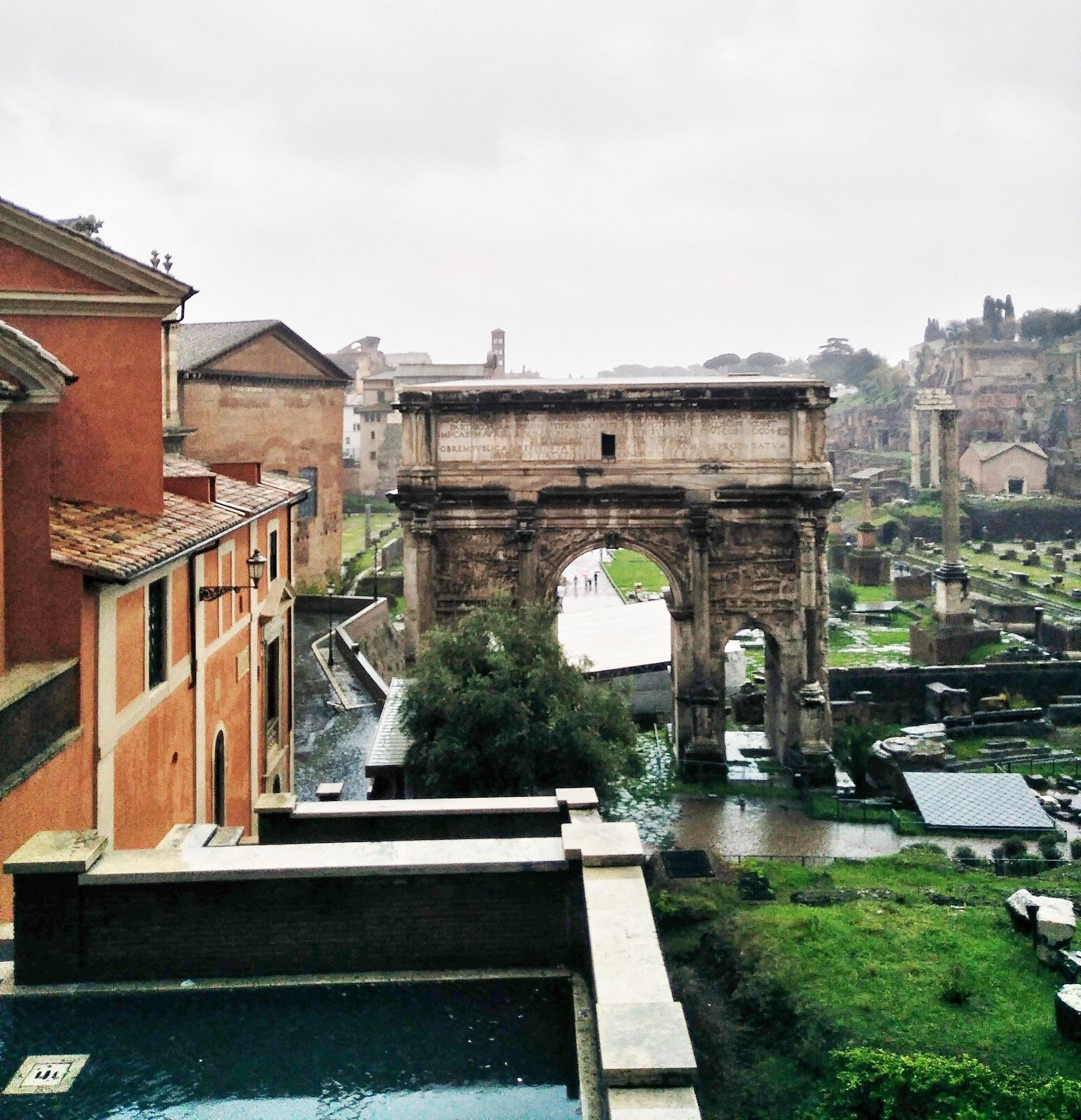 Рим: взгляд на Вечный город под другим углом Рим: взгляд на Вечный город под другим углом IMG 20180409 153215 01