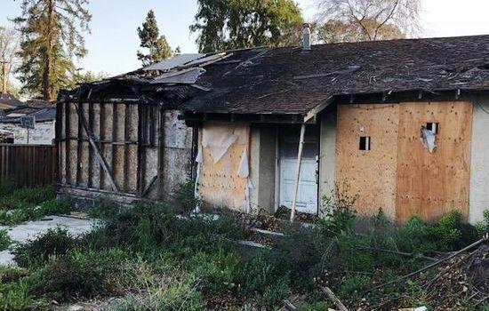 Сгоревший дом в Калифорнии продали за $938 тысяч
