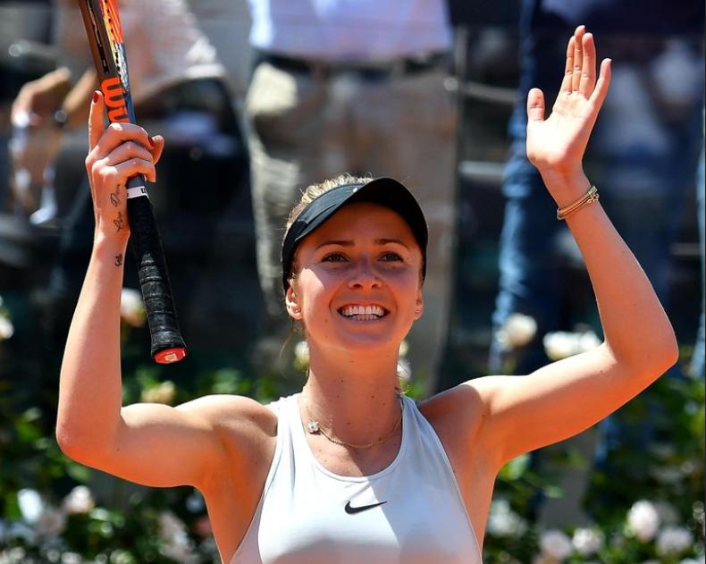 Элина Свитолина: что мы знаем о лучшей теннисистке Украины