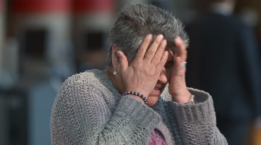Шок и слезы: как выглядят пассажиры эконом-класса, которым подарили «бизнес»