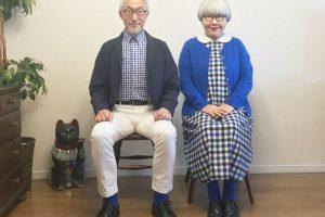 Как 60-летние японские супруги стала фэшн-звездами