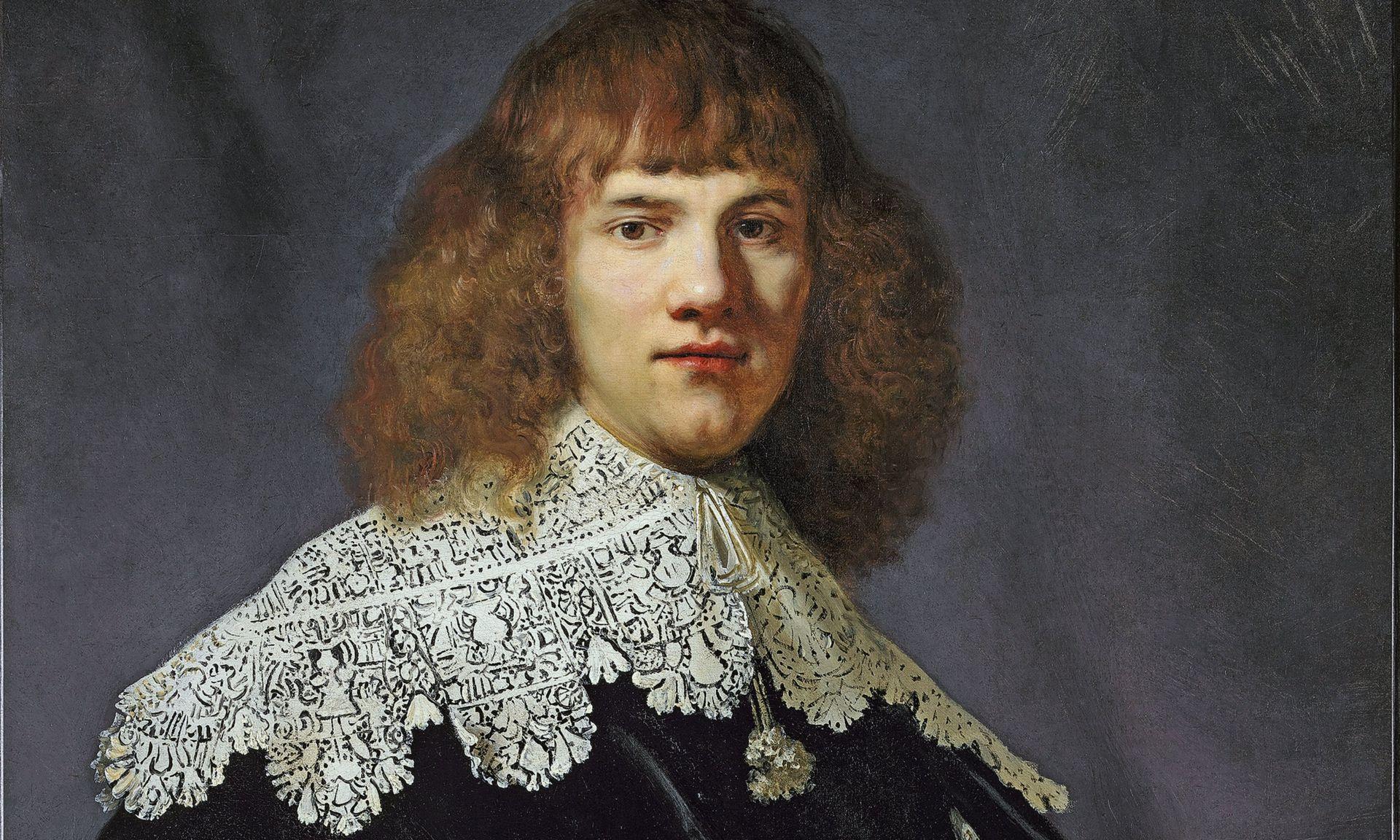 В Нидерландах обнаружена неизвестная картина Рембрандта.Вокруг Света. Украина