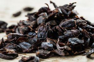 Кофейная шелуха ценится больше зерен