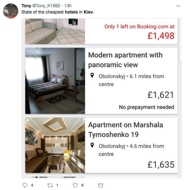 Сжалились: киевляне предлагают футбольным фанам бесплатное жилье Сжалились: киевляне предлагают футбольным фанам бесплатное жилье kiev hotel booking com 1318885